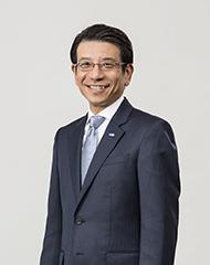 代表取締役会長兼社長 神谷 純